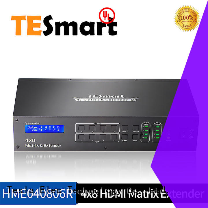 IR remote control hdmi matrix cat6 wholesale for games