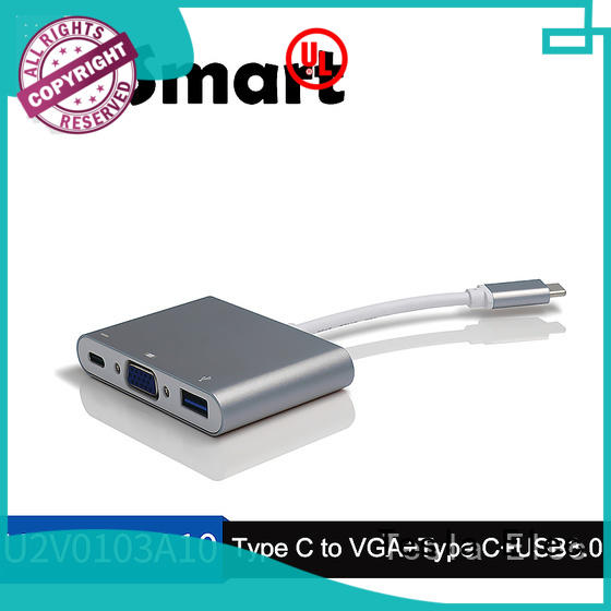 Tesla Elec high quality c to hdmi adapter manufacturer for laptop
