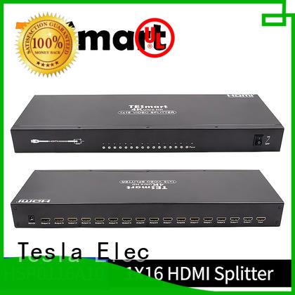 hdmi splitter support resolution Bulk Buy ports Tesla Elec