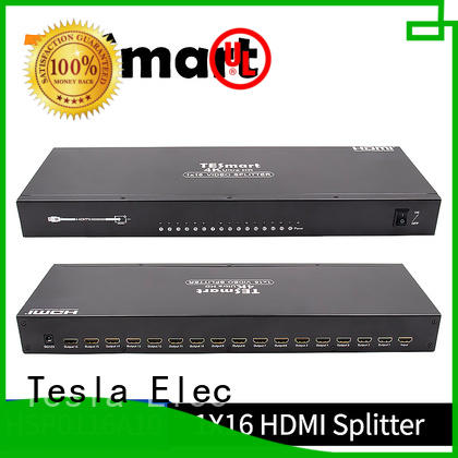 hdmi splitter support resolution Bulk Buy ports Tesla Elec