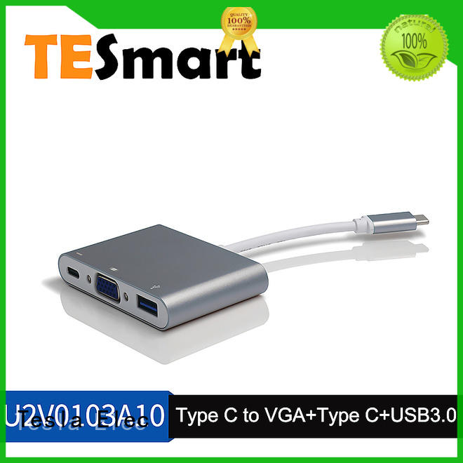Tesla Elec compatible hdmi adapter customized for usb dirve