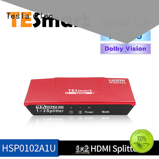 hdmi splitter support video Warranty Tesla Elec