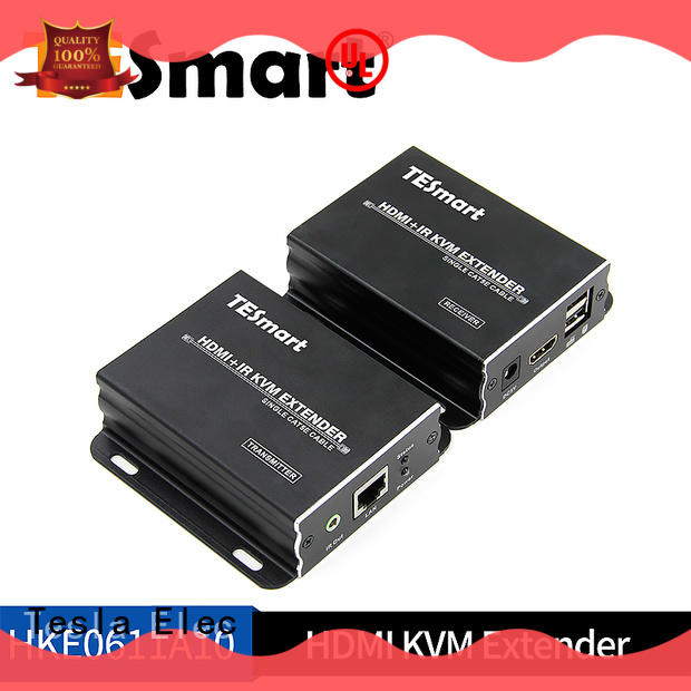 Tesla Elec hdmi extender factory price for display devices