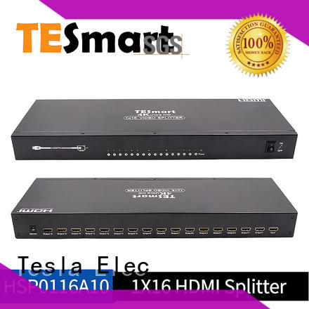1x16 HDMI splitter Support FULL HD 4K